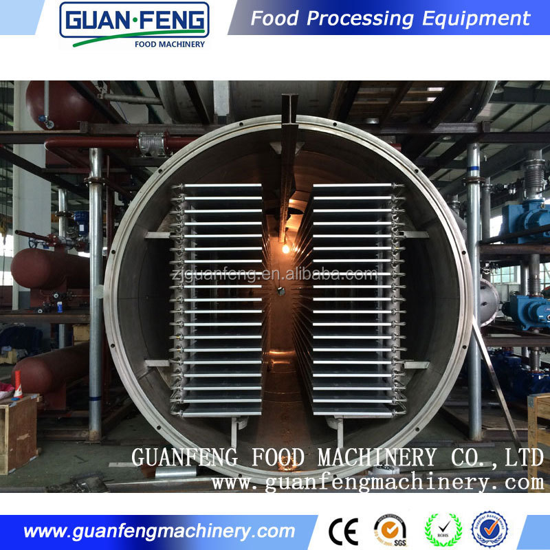 freeze dried fruit juice powder / freeze dryer China / bulk freeze dried food machinery