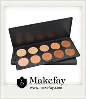 Customized Private Label Studio Concealer Foundation Makeup Palette