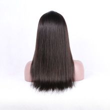 Afro kinky wigs cheap lace frontal natural wig