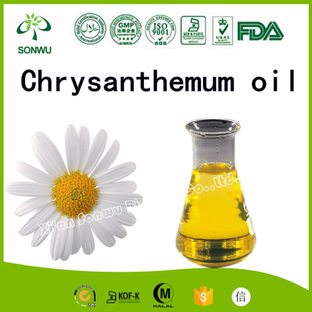 Bulk chrysanthemum oil/pyrethrum oil