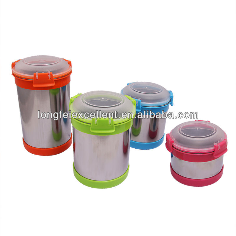 stainless steel storage can stainless steel sealed pot