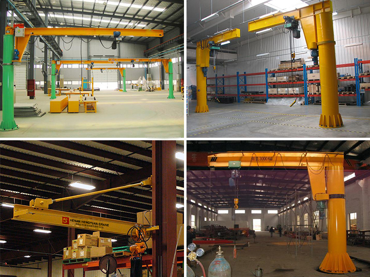 Hight quality paper workshop double girder overhead crane with ISO certification