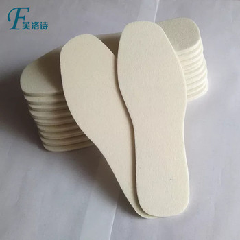 best quality felt insoles suitable for both adults and children