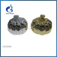 Artificial ceramic pumpkin for halloween holiday suppliers
