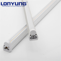 Dimmable led lighting t5 light fixture high quality tube