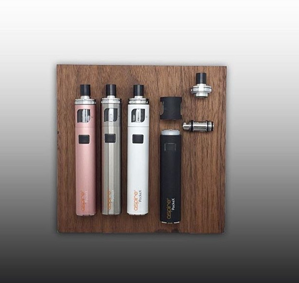 Craziing Selling Aspire PockeX /Aspire PockeX Pocket AIO kit Wholesale by Anyvape