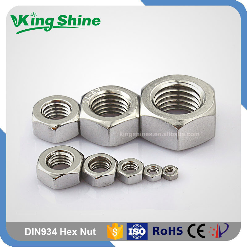 Fast Delivery Easily Assembled Hexagon Nut In Nuts