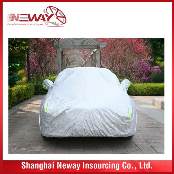 Practical Reliable Quality army-green car cover