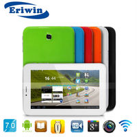 7inch MTK6515 dual core dual ZX-MD7029 camera 3D games bluetoth Office software dual core shenzhen tablet pc