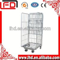 movable storage hand cart