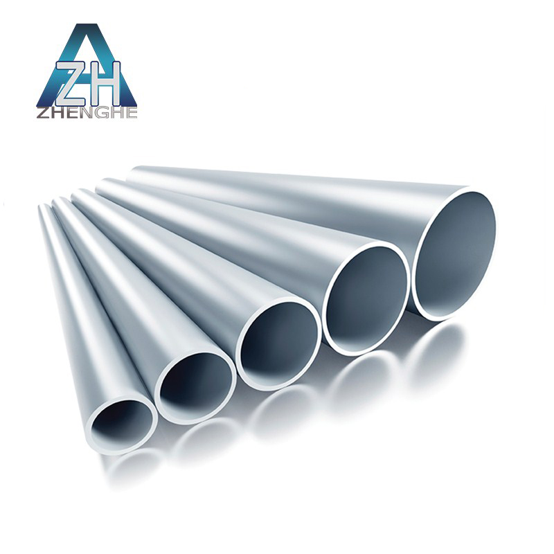 ZH factory price anodized oval Indrustrial aluminium 100x100 tube