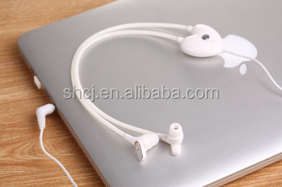 Mobile phone headset anti radiation air tube earphone (FC-02)
