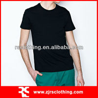 New Mens Promotional Plain 100% Cotton T shirt wholesale blank t shirts
