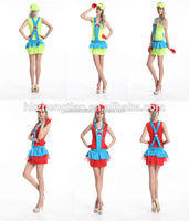 2015 China Supplier Walson Adult Ideas For Halloween Mario Costume