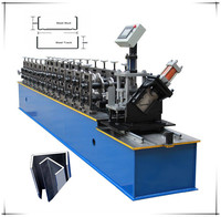 metal stud roll forming machine light steel framing machine