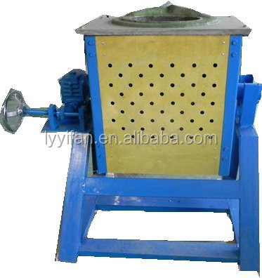 High Temperature Cast Iron Electric Melting Furnace