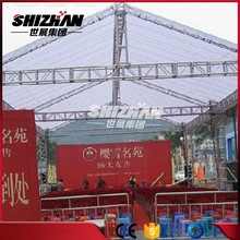 Easy assemble concert/event/wedding aluminum stage truss system