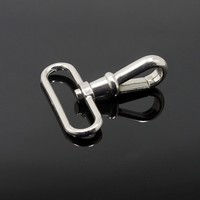 Hot sale high quality swivel D ring bag snap hook