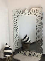 New Design Oval Wall Mirror For KTV Made by hand/Decorating A Living Room