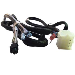 Custom oem wiring harness car stereo wire harness