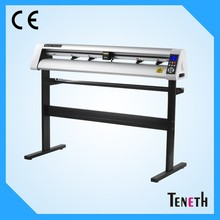 Teneth TS48 High quality vinyl cutting ploter/coreldraw/adobe/AutoCAD/AI supported/servo motor
