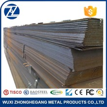 Extra High Strength E500(Z25/Z35) 8mm 10mm Q+T Stainless steel sheet for shipbuilding