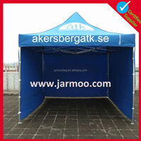 Waterproof PVC Aluminum Popup Heavy Duty Tent Exhibition Event Marquee Folding Canopy metal roof aluminum gazebo tent