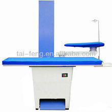 commercial ironing table for laundry