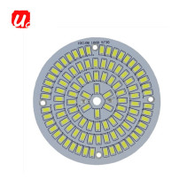 NO.1 Professional Aluminium Based Round Led PCB, Single Side PCB For LED Manufacturer