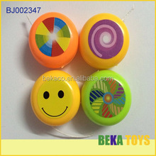 Best food promotional item small toy cheap plastic yoyo toy