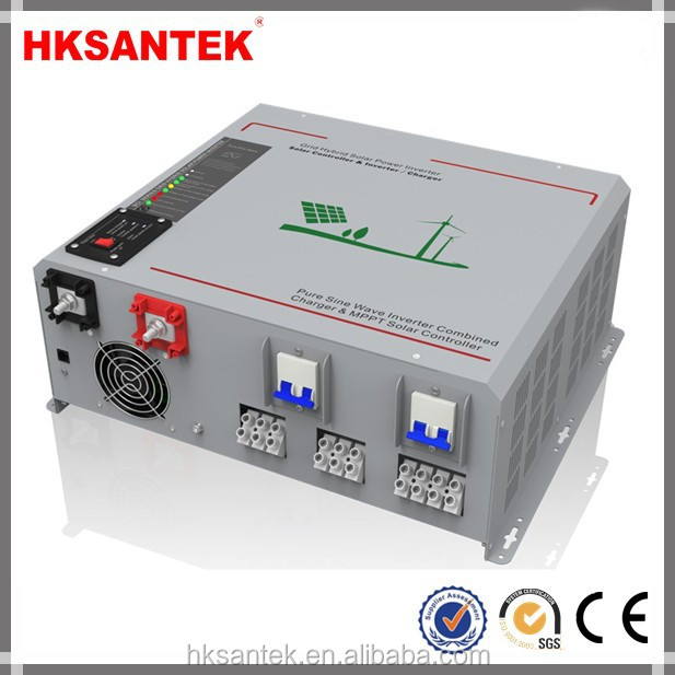 Smart low frequency MPPT 3kw 48v inverter for solar panels