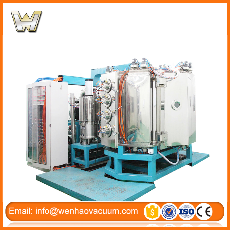 hardware Vacuum titanium nitride plasma ion coating equipment