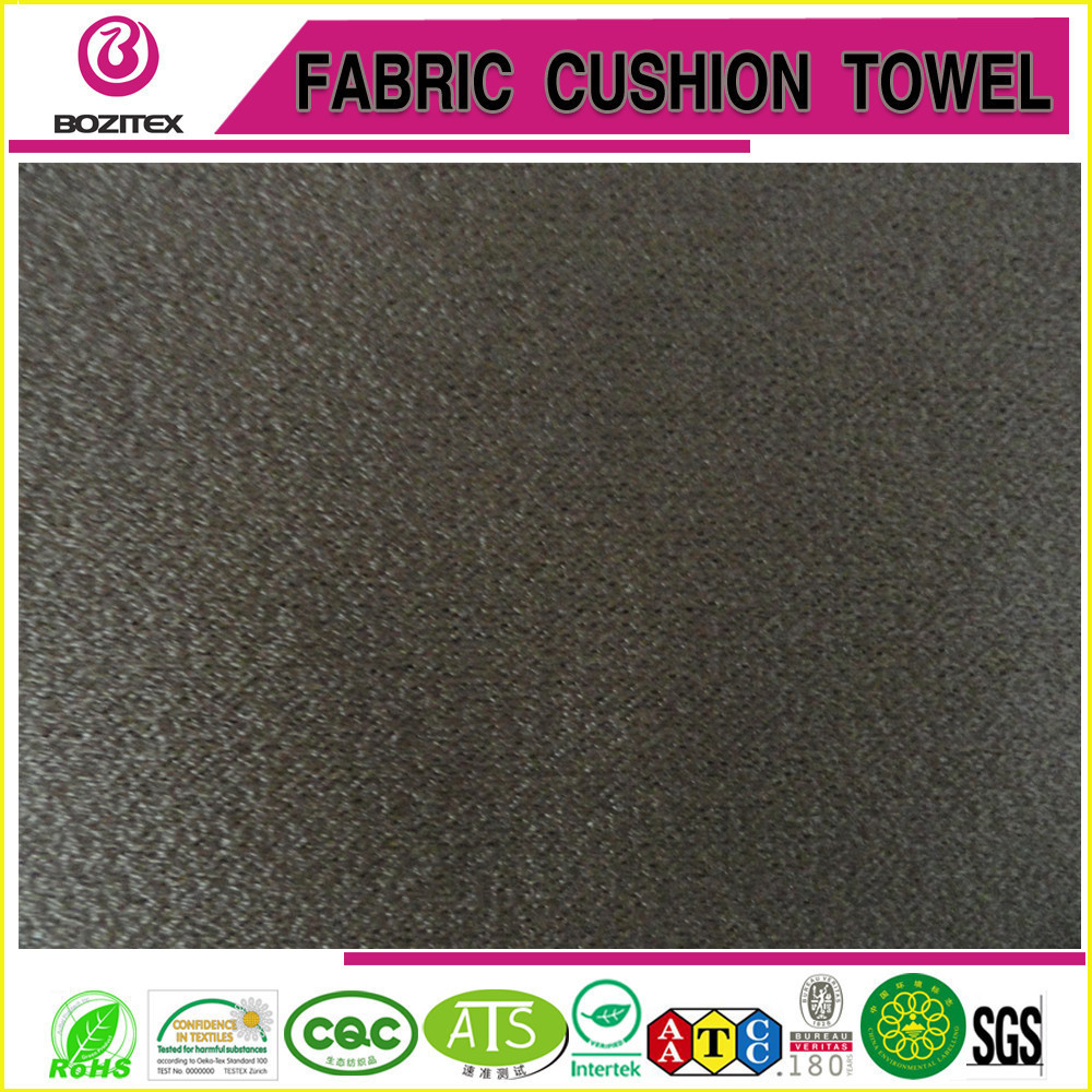 Polyester plain cheap blackout curtain fabric in china