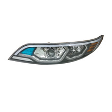 Comil auto bus parts accessories headlights blue led front head lamp Peru HC-B-1601-3