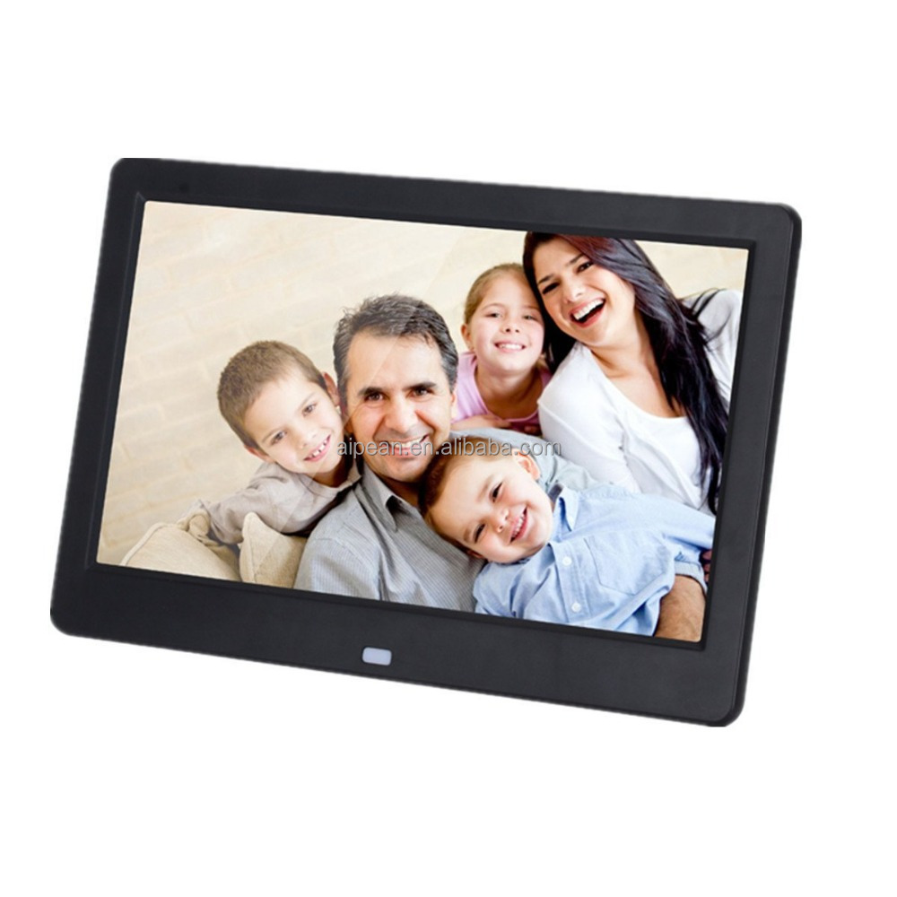 lcd monitor usb video media player for <strong>advertising</strong> 10 inch