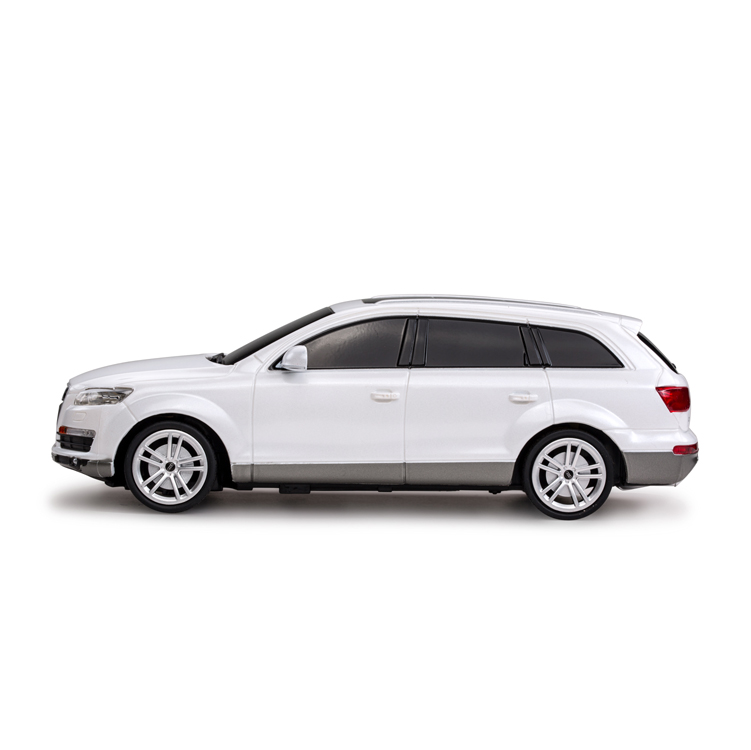 Rastar 1:24 Audi Q7 battery powered car children with high speed