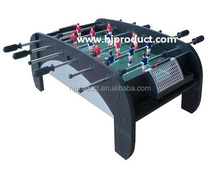 High quality table top foosball soccer table kids toy baby foot game table