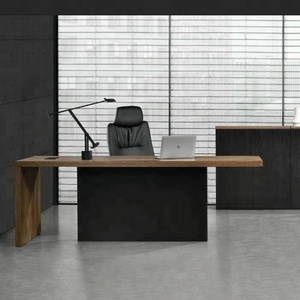 Wooden commercial furniture modern style office furniture executive desk office on sell