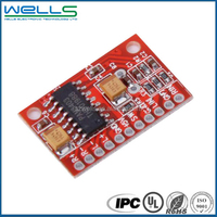 Low cost Round Aluminum / Copper LED PCB Printed Circuit Board