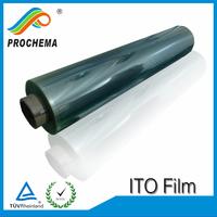Metalized Patterns Transparent Electrode ITO Film