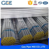 GEE hot sales oil and gas dip galvanized steel pipe made in china