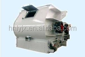 SJZ Animal feedstuff grinding and mixing machine/ animal feed pellet mixer