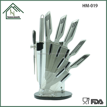 Royal line handle stainless steel kitchen knife set