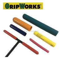 Plastic Vinyl Round Grip For Garden