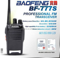 2015 Wireless Long Distance Range Powerful Professional UHF Radio Handy Baofeng 777s Walkie Talkie
