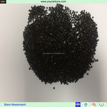 recycled LLDPE LDPE HDPE Plastic pellets black masterbatch for shopping bags