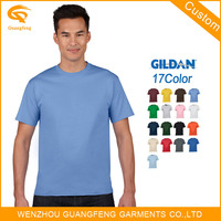 160g 100% Cotton High Quality Wholesale Blank T Shirts