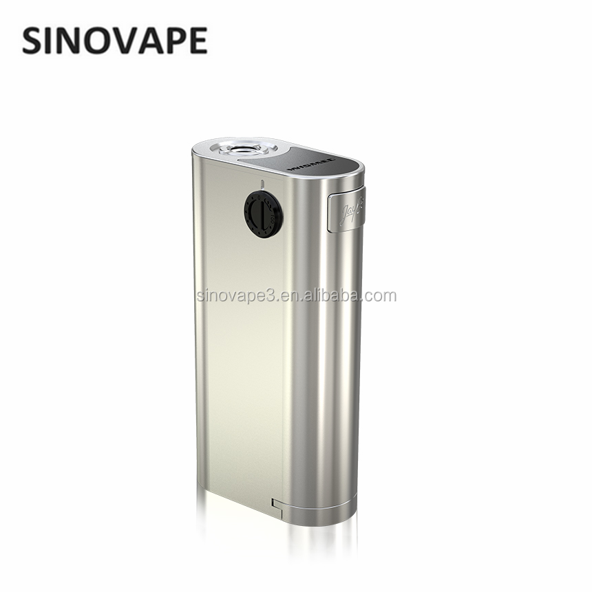 New Intelligent Vape Mod Wismec Noisy Cricket II-25 with Circuit Protection