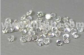 2mm Calibrated Natural Diamonds Wholesale Lots