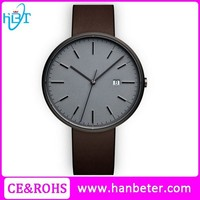 Watch manufacture in alibaba faceless watches famous diy watch with own logo